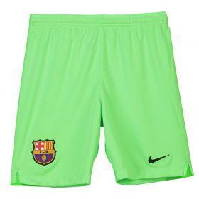 Barcelona Goalkeeper Shorts 2018-19 - Kids