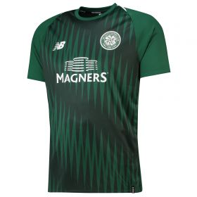 Celtic Elite Training Match Day Jersey - Green