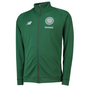 Celtic Elite Training Presentation Jacket - Green