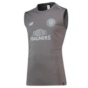 Celtic Elite Training Vest - Grey