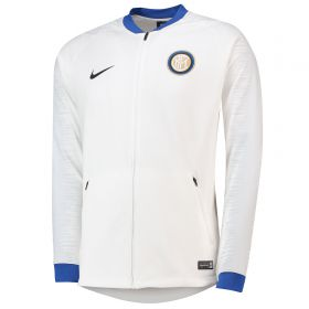 Inter Milan Anthem Jacket - White