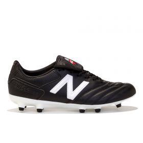 New Balance 442 Pro Firm Ground Football Boots - Black