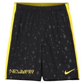 Nike Neymar Jr Academy Training Shorts - Black - Kids