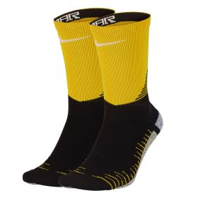 Nike Neymar Jr NikeGrip Crew Football Socks - Black
