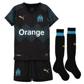 Olympique de Marseille Away Mini Kit 2018-19