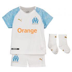 Olympique de Marseille Home Baby Kit 2018-19