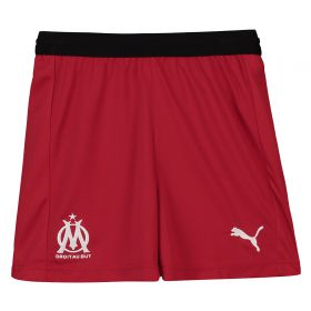 Olympique de Marseille Home Goalkeeper Short 2018-19 - Kids