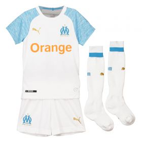 Olympique de Marseille Home Mini Kit 2018-19