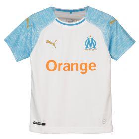 Olympique de Marseille Home Shirt 2018-19 - Kids