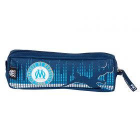 Olympique de Marseille Round Pencil Case