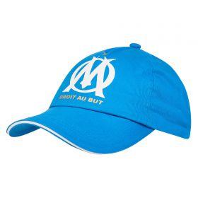 Olympique de Marseille Training Cap - Light Blue