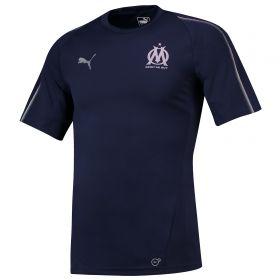Olympique de Marseille Training Jersey - Dark Blue