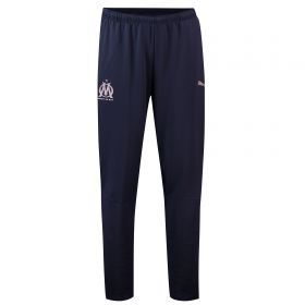 Olympique de Marseille Training Pant - Dark Blue