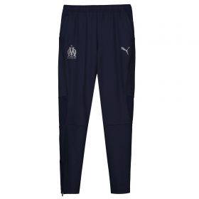 Olympique de Marseille Training Pant - Dark Blue - Kids