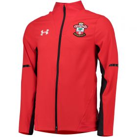 Southampton Travel Jacket - Red