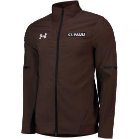 St Pauli Travel Jacket - Timber