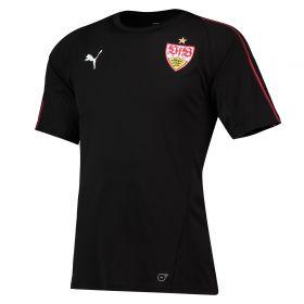 VFB Stuttgart Training Jersey - Black