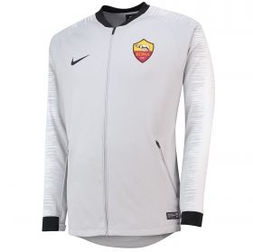 AS Roma Anthem Jacket - Grey