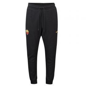 AS Roma Venue Jog Pant - Black