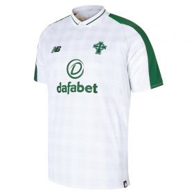 Celtic Away Shirt 2018-19