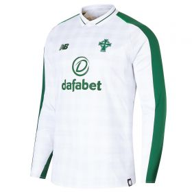 Celtic Away Shirt 2018-19 - Long Sleeve