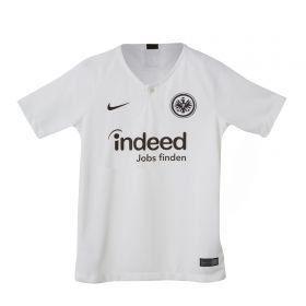 Eintracht Frankfurt Away Stadium Shirt 2018-19 - Kids