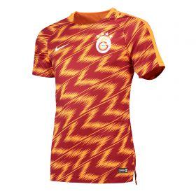 Galatasaray Pre-Match Top - Orange