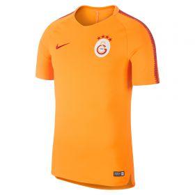 Galatasaray Squad Training Top - Orange