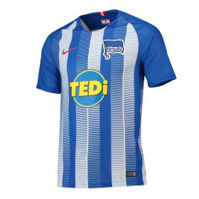 Hertha Berlin Home Stadium Shirt 2018-19