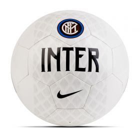 Inter Milan Supporters Football - White - Size 5