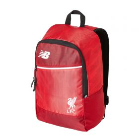 Liverpool Medium Backpack - Red