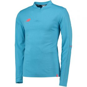 New Balance Elite Tech Training Midlayer - Blue