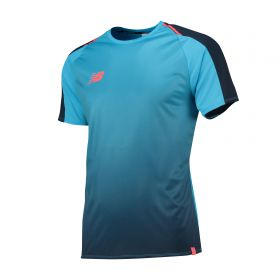 New Balance Elite Tech Training Top - Blue