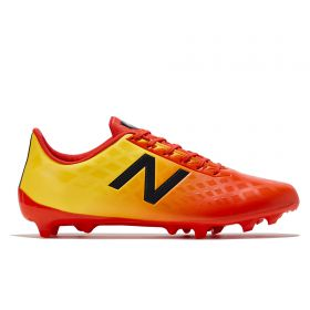 New Balance Furon 4.0 Dispatch Firm Ground Football Boots - Orange