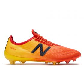 New Balance Furon 4.0 Pro Firm Ground Football Boots - Orange
