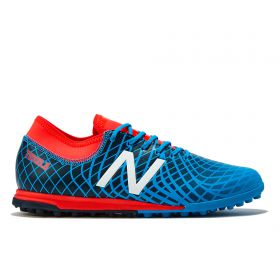 New Balance Tekela 1.0 Magique Astroturf Trainers - Blue - Kids