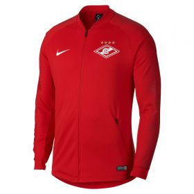 Spartak Moscow Anthem Jacket - Red