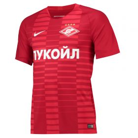 Spartak Moscow Home Stadium Shirt 2018-19