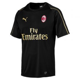 AC Milan Training Jersey - Black