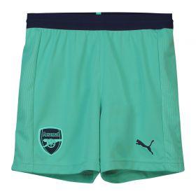 Arsenal Third Short 2018-19 - Kids