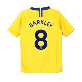 Chelsea Away Stadium Shirt 2018-19 - Kids with Barkley 8 printing