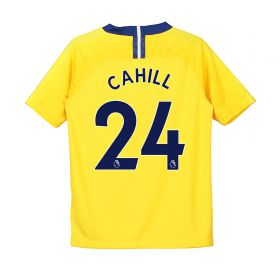 Chelsea Away Stadium Shirt 2018-19 - Kids with Cahill 24 printing