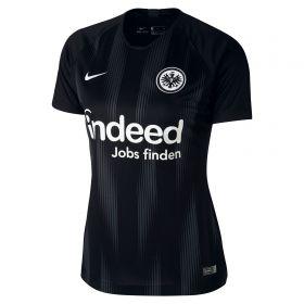 Eintracht Frankfurt Home Stadium Shirt 2018-19 - Womens