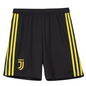 Juventus Third Shorts 2018-19 - Kids