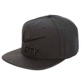Manchester City Pro Pride Cap - Black