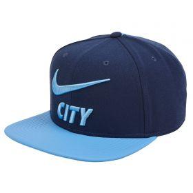 Manchester City Pro Pride Cap - Navy