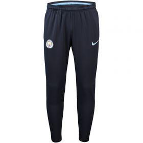 Manchester City Squad Training Pant - Dark Blue