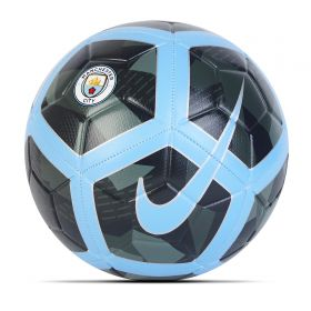 Manchester City Supporters Football - Black - Size 5