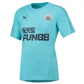 Newcastle United Training Jersey - Light Blue