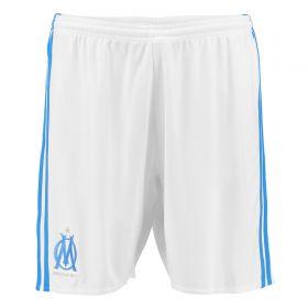 Olympique de Marseille Home Shorts 2017-18